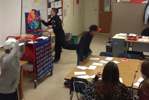 Fit-N-Spin Classroom