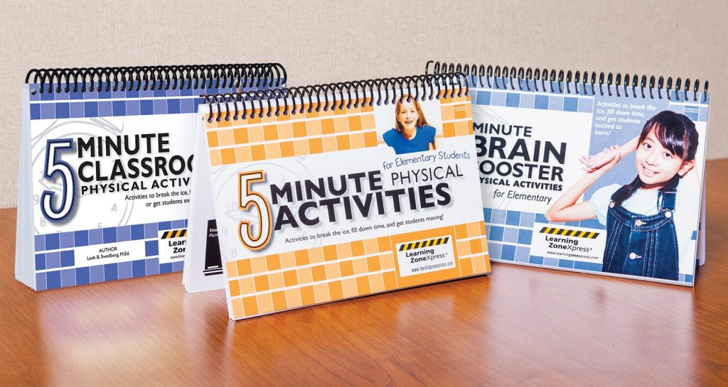 5 Minute Physical Activities