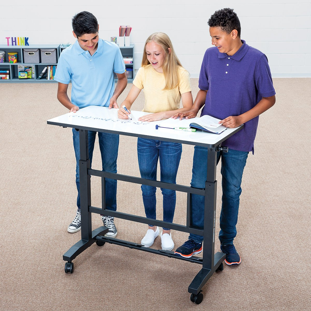 flexible seating options