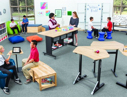 Active Seating and the 21st Century Classroom