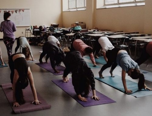 How Yoga and Mindfulness Saved My Classroom