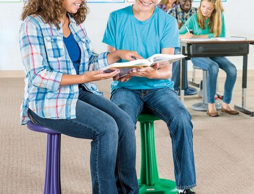 How Kore Wobble Chairs Can Benefit Your Classroom
