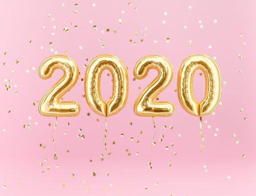 Kicking Off 2020