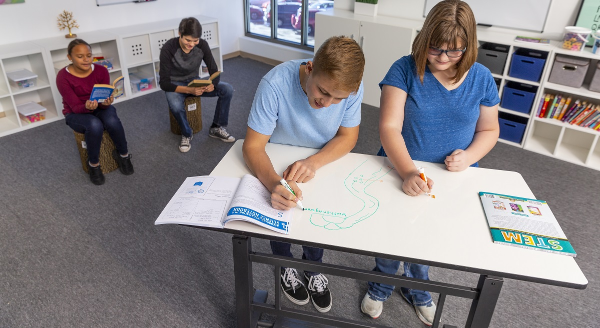 student posture