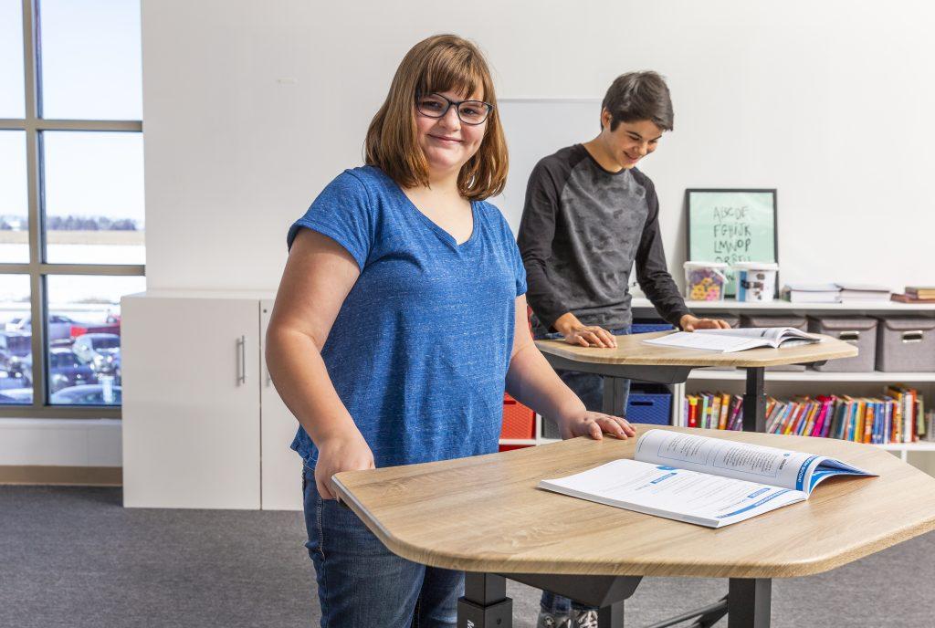 social distancing classroom - Modular Desks