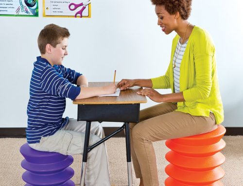 The Role of Kinesthetic Furniture When Returning to Schools