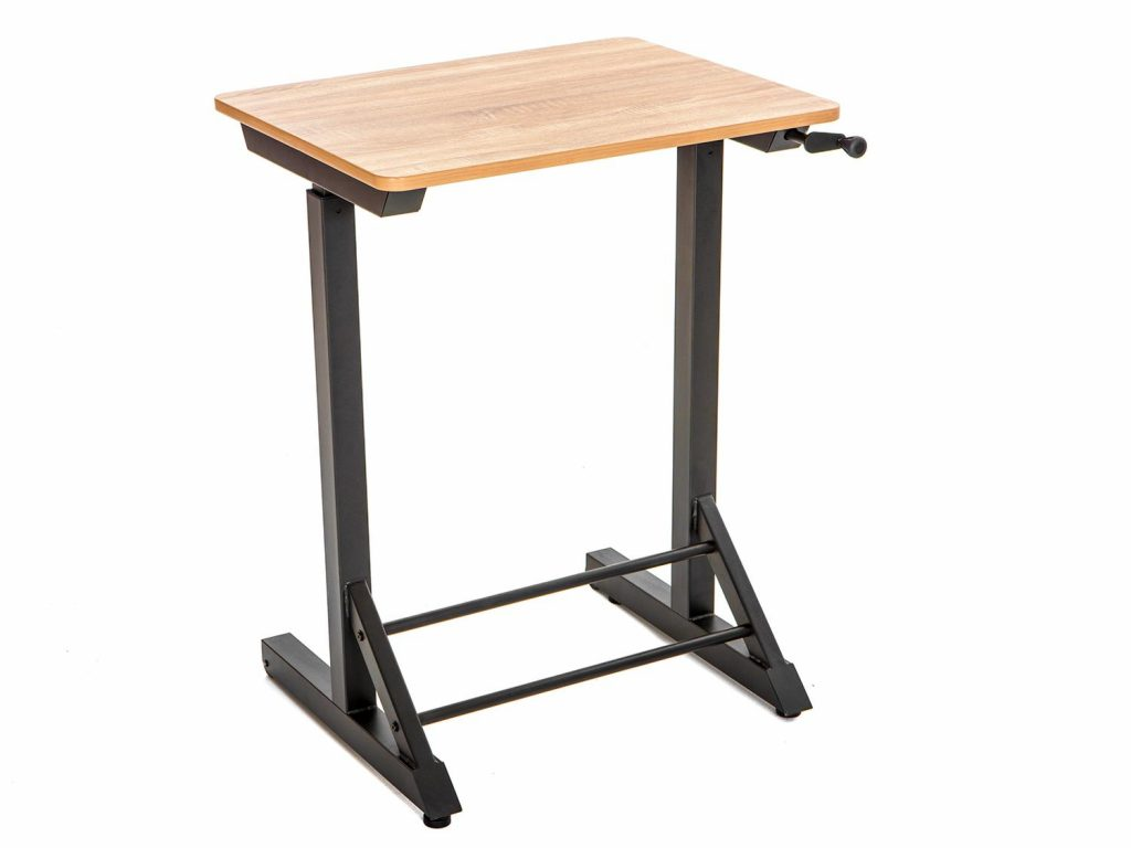Physical distancing in the classroom with standing desks