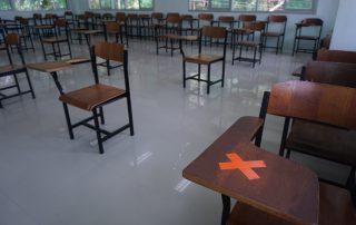 flexible classroom space
