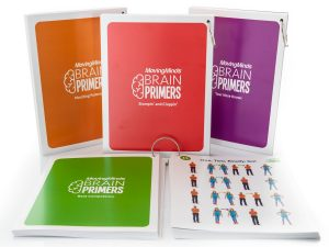brain primers card sets
