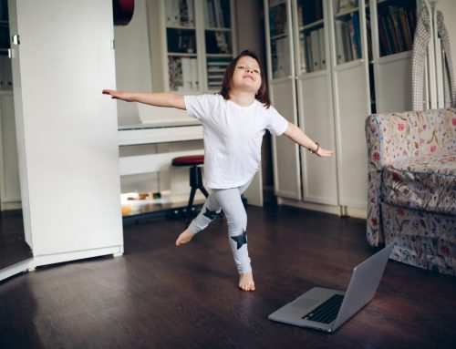 Keeping Kids Moving During Remote Learning