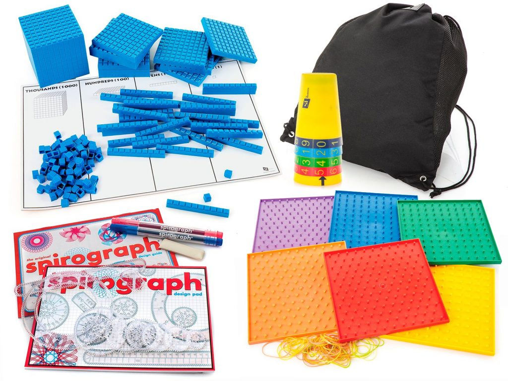 My STEM Supplies Math Pack
