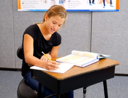 How Can Active Seating Play a Role in Helping Struggling Learners?