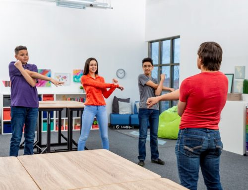 The Impact of Physically Distanced Spaces on Student Activity