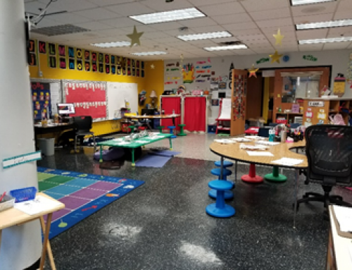 How to Create More Space for Movement in the Classroom